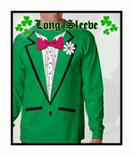St. Patrick's Day Long Sleeve Shirts
