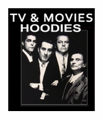 TV and Movie Hoodies