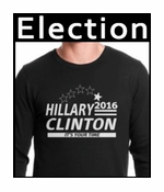 Political Thermal Shirts