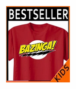 Kid's Best Selling T-Shirts