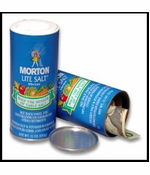 Morton Salt Diversion Can Safe