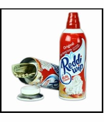 Reddi Whip Whipped Cream Diversion Safe