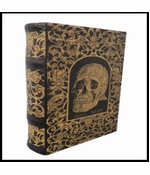 Diversion Safe - Skull of the King of Spirits Regus Mundi Book Safe (Small)