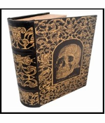 Diversion Safe - Skull of the King of Spirits Regus Mundi Book Safe