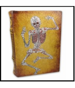 Skeleton Book Hidden Diversion Safe