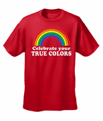 Celebrate Your True Colors Men's T-Shirt