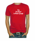 One Boyfriend T-Shirt
