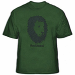 Soul Rebel Funk Lion Men's T-Shirt (Olive Green)