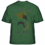 Soul Rebel The People's Army Men's T-Shirt (Olive Green)