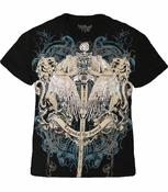 Konflic Dueling Forces T-Shirt