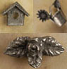 Gardening and Flowers Cabinet Knobs and Pulls by Anne at Home