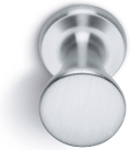 "Valli & Valli B133, Valli & Valli Brass or Satin Chrome Knobs are available in 11/16"" Diameter"