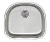 Blanco 441530 Stellar Single D Bowl sinks
