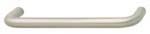 Hafele 116.07.024 Cabinet Pull Handles, steel, nickel brushed, 8-32, center to center 96mm