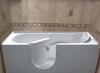 Meditub Step In Tubs, Meditub Acrylic Replacement Tubs that are Handicapped Accessible