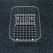Blanco 507829,  Universal Drain Baskets with plate racks, Crockery Baskets