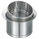 Blanco 441232 3 in 1 Disposal Flange Stainless