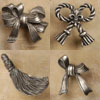 Bow Knobs, Tassle Knobs & Column Knobs by Anne at Home