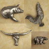 Animal Knobs by Anne at Home