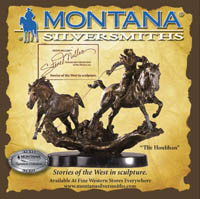Steve Miller Collection by Montana Silversmiths