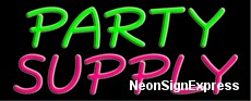 Neon Sign - PARTY SUPPLY