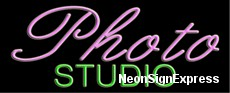 Neon Sign - PHOTO STUDIO