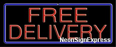 Neon Sign - FREE DELIVERY