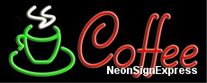 Neon Sign - COFFEE