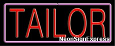 Tailor Neon Sign