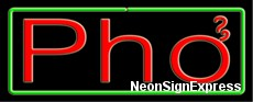 Neon Sign - PHO