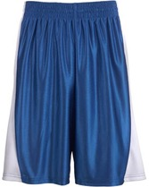 "Adult Tip Off Basketball Short - 9"" inseam Teamwork 4433"
