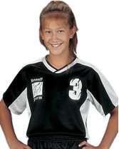 Youth Defender Ultra Glow Poly Jersey Teamwork 1660