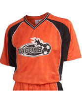 Youth Tempest Club Elite Soccer Jersey Teamwork 1681