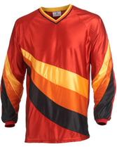 Youth Wave Soccer Goalie Jersey Teamwork 1686