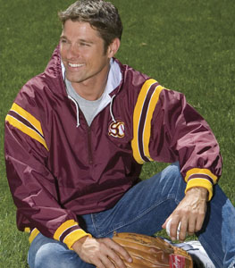 The Grand Slam Pullover Made in USA Game Sportswear-653