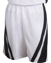 "Adult Basketball Short - 9"" inseam Teamwork 4496"