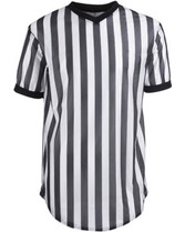 Adult Basketball Officials' V-Neck Mesh Jersey Teamwork 1120