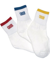 Girls Cheer Style Cheer Sock Teamwork 5015