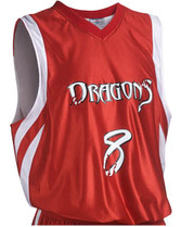 Adult Downtown Reversible Basketball Jersey Teamwork 1499