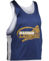 Youth Midfielder Sleeveless Lacrosse Jersey Teamwork 2367