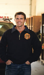 The Firefighter's Work Shirt Game Sportswear-810