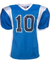 Youth Fly Route Steelmesh Football Jersey Teamwork 1317