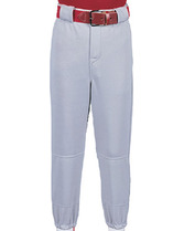 Youth Med. Weight One Button Pant Teamwork 3217