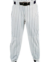 Adult Pinstripe 14 oz. Poly Pant Teamwork 3221