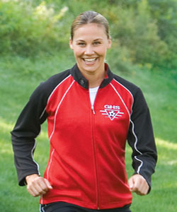 The Ladies' Contender Jacket Game Sportswear-625l
