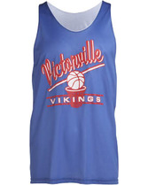 Adult Reversible Tank Jersey Teamwork 1424