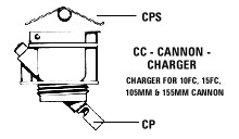 Big-Bang Cannon Charger (Complete)