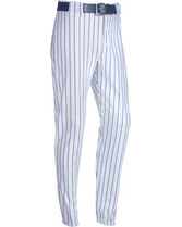 Adult Extra Long Open Bottom Pinstripe Pant Teamwork 3725P