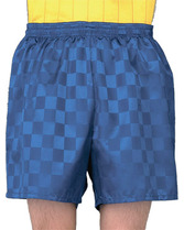Youth Checkerboard Import Short Teamwork 8682