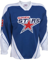 Adult Breakaway Hockey Jersey With Incline Design Teamwork 1526